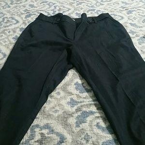 Loft curvy slacks size 12